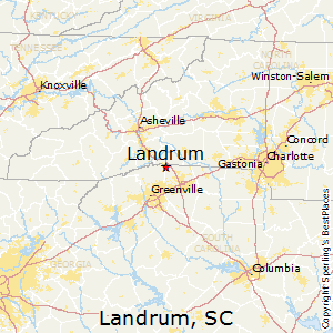 Best Places to Live in Landrum South Carolina