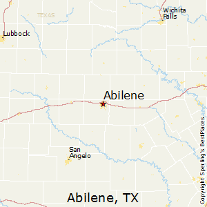 Best Places to Live in Abilene Texas