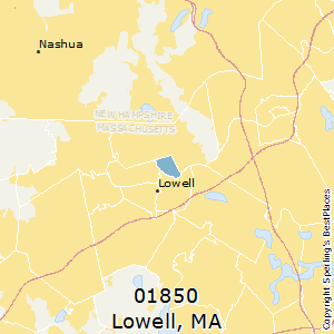 Best Places to Live in Lowell zip 01850 Massachusetts