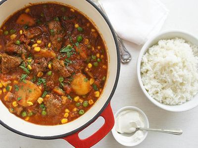Slow-Cooked Lamb Casserole recipe