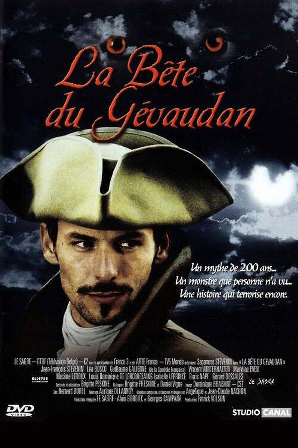 La Bête Du Gévaudan Film : bête, gévaudan, Regarder, Bête, Gévaudan, Streaming, BetaSeries.com