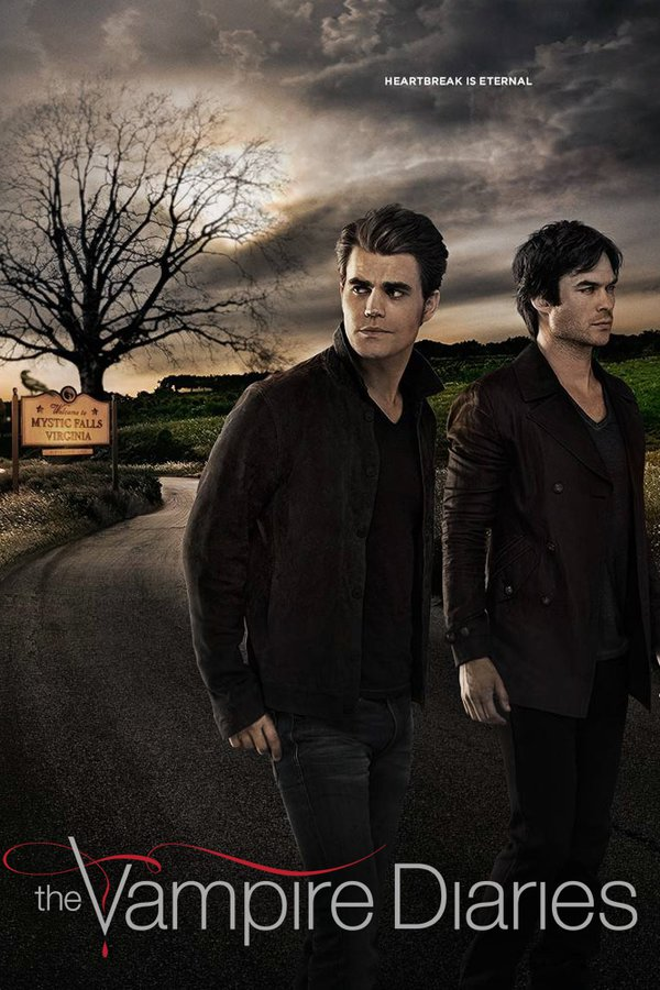 The Vampire Diaries Saison 2 Streaming : vampire, diaries, saison, streaming, Watch, Vampire, Diaries, Episodes, Streaming, BetaSeries.com