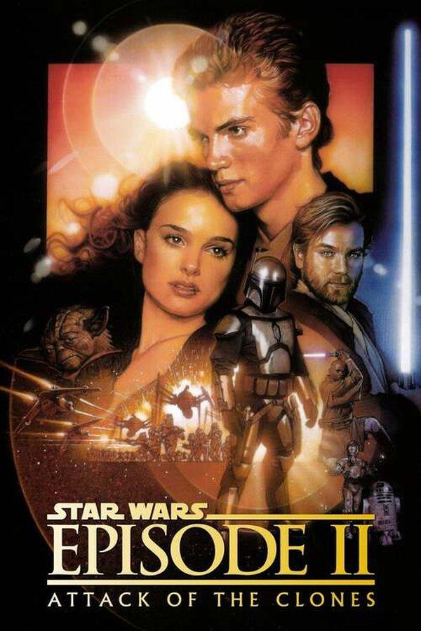 Star Wars 2 L'attaque Des Clones Film Complet En Francais : l'attaque, clones, complet, francais, Regarder, Wars:, Episode, Attack, Clones, Streaming, BetaSeries.com