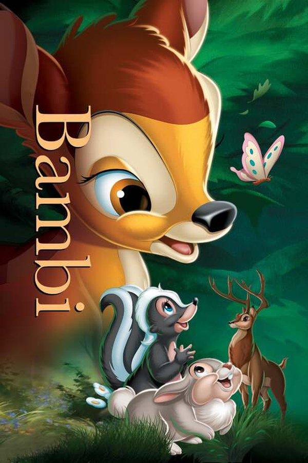 Sur La Piste Du Marsupilami Film Streaming Vf : piste, marsupilami, streaming, Regarder, Bambi, Streaming, BetaSeries.com