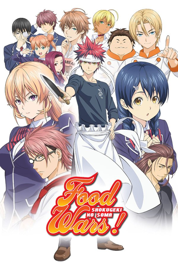Stream Episode 1 of Food Wars! The Third Plate on HIDIVE