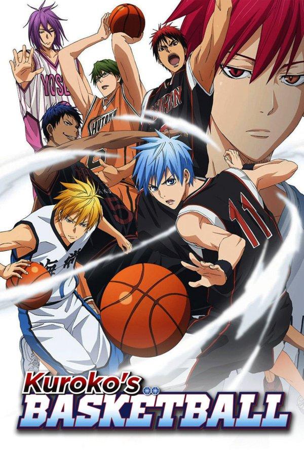 Saison 4 Kuroko No Basket : saison, kuroko, basket, Regarder, épisodes, Kuroko's, Basketball, Streaming, BetaSeries.com