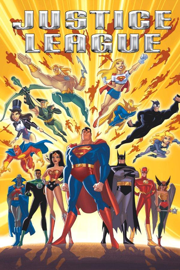 La Ligue Des Justiciers Saison 1 Streaming 2001 : ligue, justiciers, saison, streaming, Regarder, épisodes, Justice, League, Streaming, BetaSeries.com