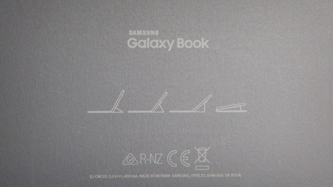 12 inch Samsung Galaxy Book