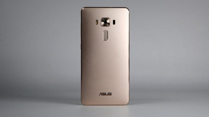 The Asus Zenfone 3 Deluxe (Snapdragon 821)