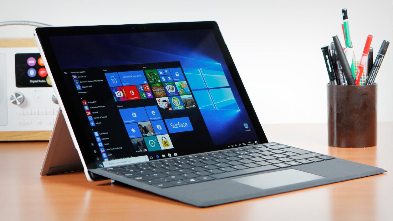 Microsoft Surface Pro 2017  le test complet  01netcom