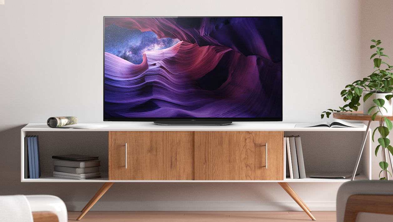 sony bravia kd 48a9 le test complet