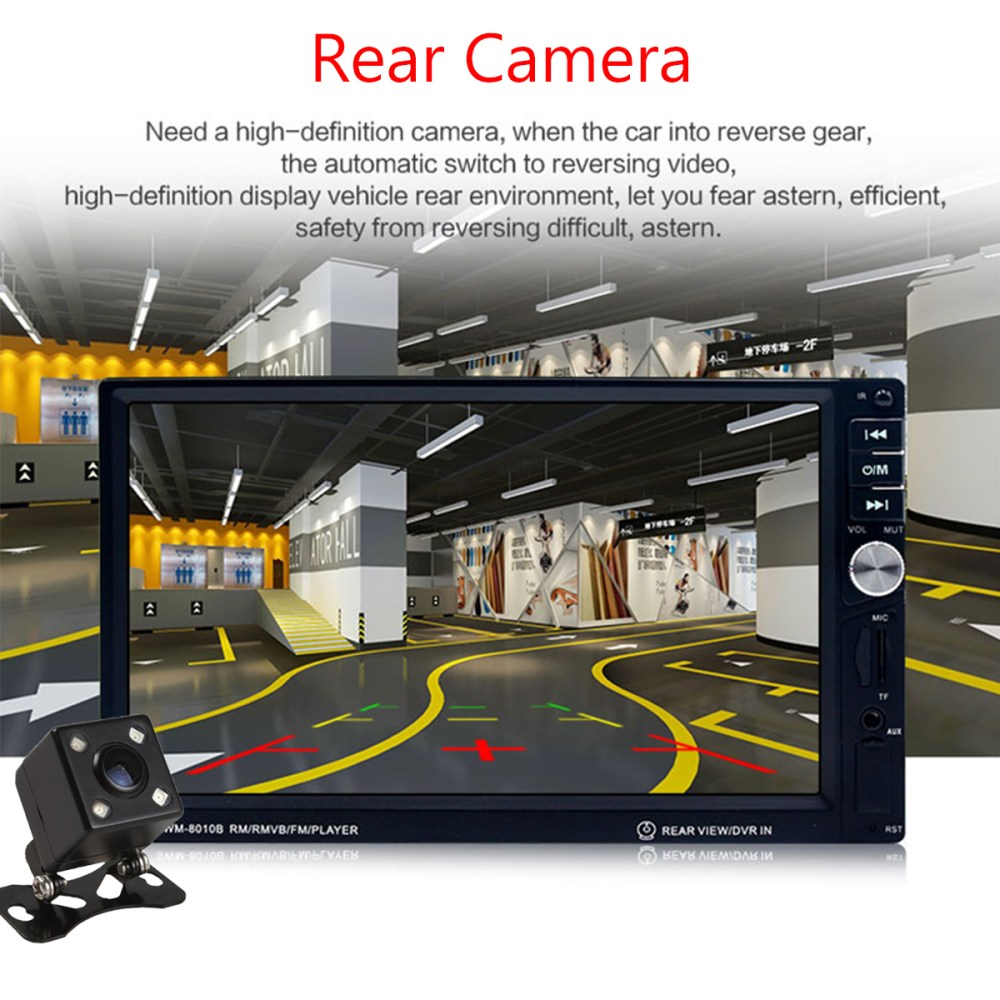medium resolution of swm 8010b 7 pulgadas 2 din reproductor mp5 de coche est reo con pantalla t ctil bluetooth