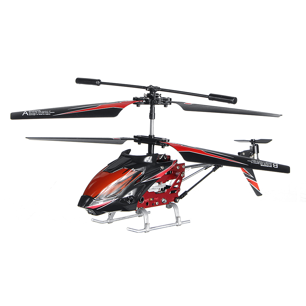 Wltoys XKS S929-A 2.4G 3.5CH ABS Mini Altitude Hover RC