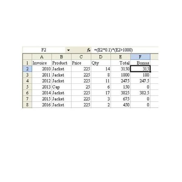 Excel Help: Replace IF Function With Boolean Logic, By Mr
