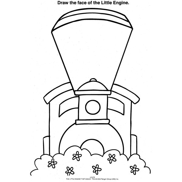 The Little Engine that Could Lesson Plan & Activities to