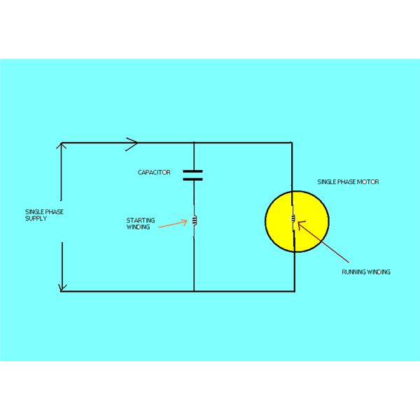 simple electrical wiring diagrams images 03 ford expedition fuse diagram 10 electric circuits with single phase motor circuit