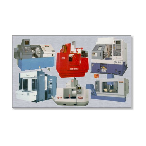 Applications of CNC Machines Types of CNC Machining Center