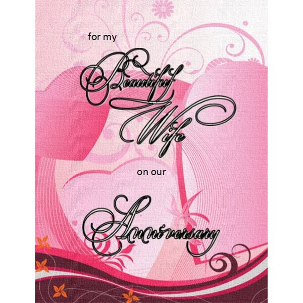 Anniversary Printable Cards Middot My Husband And Friend