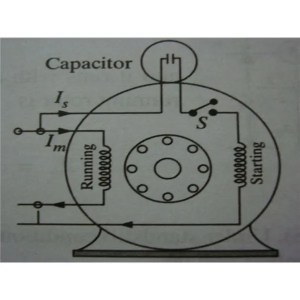 Capacitor Start Motors: Diagram & Explanation of How a