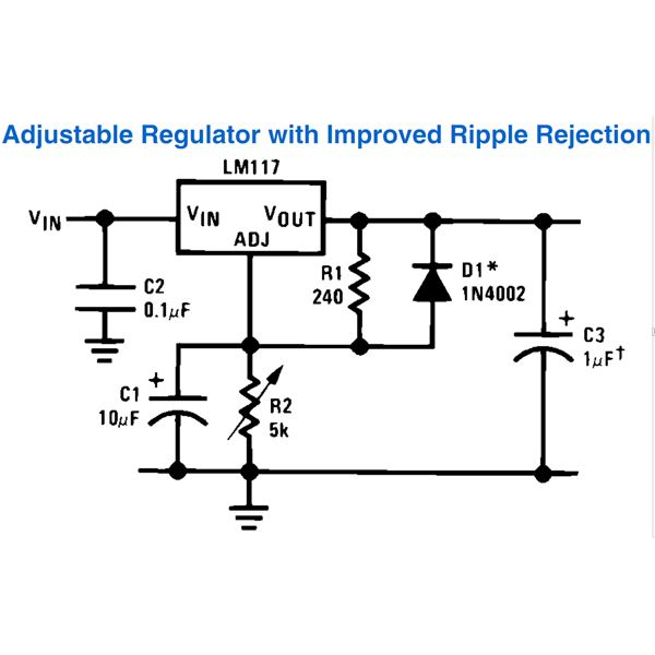 datasheet application note explained electronic circuit projects