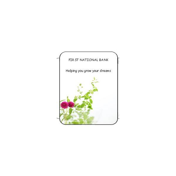 Seed Packet Templates for Shower Favors, Business