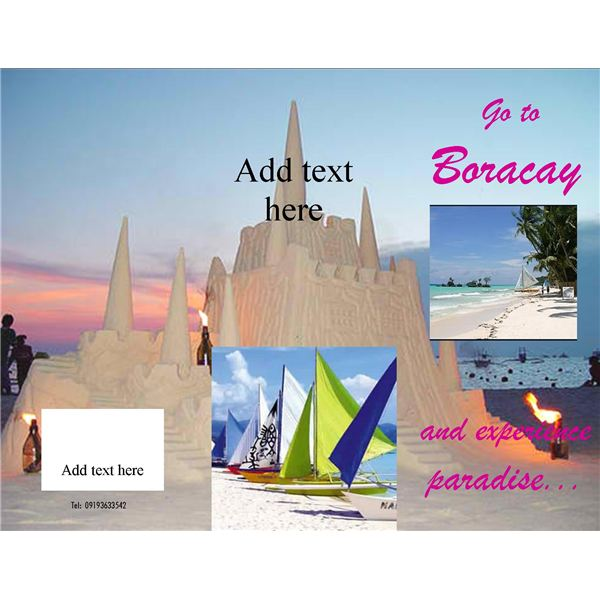 Downloadable Great Examples Of Microsoft Publisher Travel
