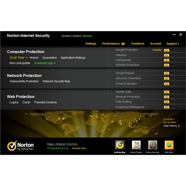 How to Setup Norton Internet Security 2011 Scan Options - Bright Hub