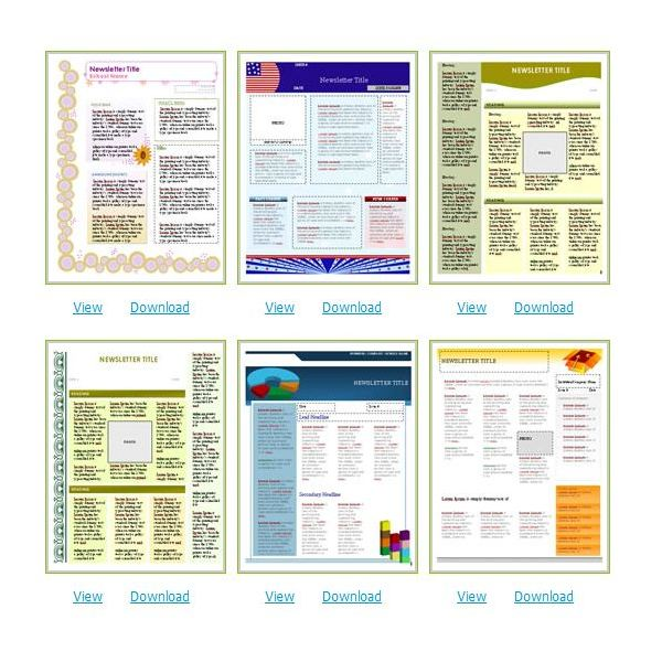 church bulletin template microsoft word