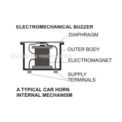 Basic Automotive Electrical Wiring Diagram Email Flow How To Make A Homemade Buzzer? Simple Circuit Design Explored
