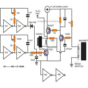 6 POSITION ROTARY SWITCH WIRING DIAGRAM  Auto Electrical Wiring Diagram