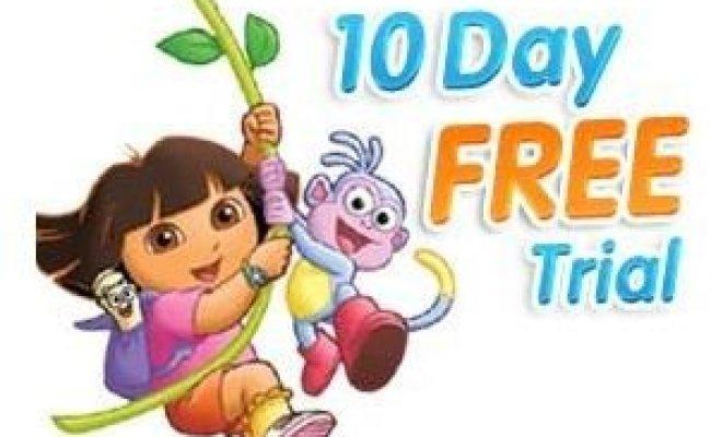 Dora The Explorer Interactive Games For Preschoolers