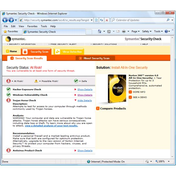A Guide to Using Norton Free Online Virus Scan - Bright Hub
