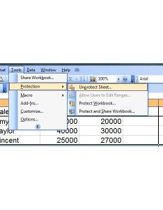 Th standard toolbar greyed out when protected also ms excel is tips for fixing the issue rh brighthub