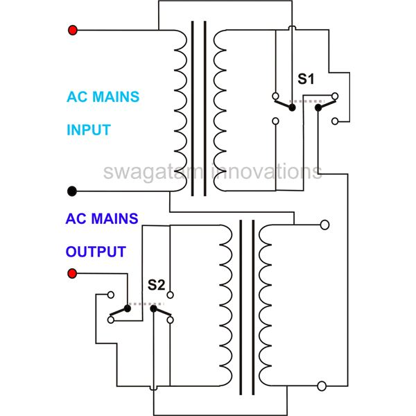 Wiring Diagram For Step Up Transformer : 38 Wiring Diagram