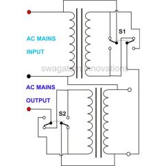 Auto Transformer Wiring Diagram Electric Fence How To Build A Homemade Variable Voltage Autotransformer