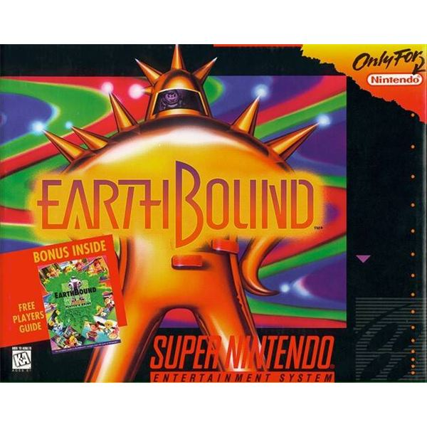 Earthbound Super NES RPG Coming Soon To The Virtual