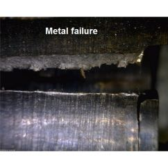 Stress Strain Diagram For Steel Modified Power Wheels Wiring Metal Failure Analysis & Steps To Investigate The