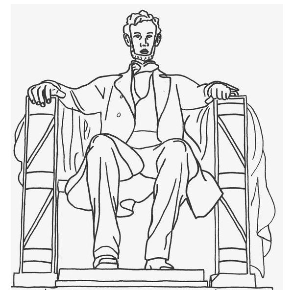 Guide to Free President Lincoln Coloring Sheets You Can