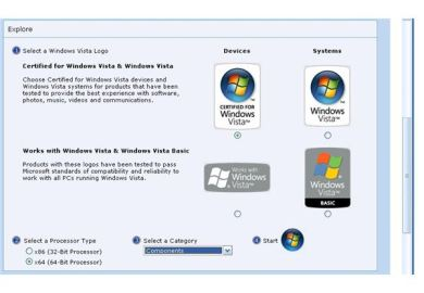 Windows Logo D Products List