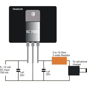 DC to DC Battery Charger  Learn How to Construct a Simple
