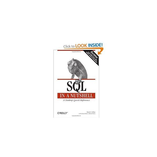 Top Seven Best SQL Books