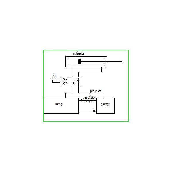 Basic Hydraulic System Schematic Diagram : 40 Wiring