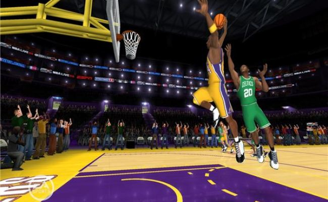 Nba Live 09 All Play Wii Review