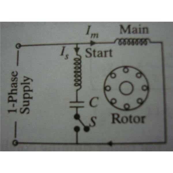 Motor Winding Diagram In Addition Ac Motor Winding Diagram On 4 Wire