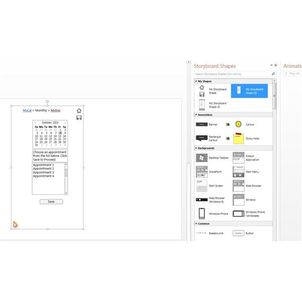 Creating a Storyboard with PowerPoint 2013