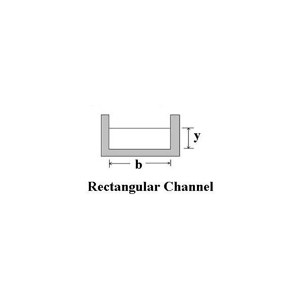 Calculation of Open Channel Flow Hydraulic Radius: Calculate using ...