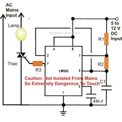 555 Timer Wiring Diagram Hyphae Fungi Cell Best Of Application Circuits Explained Simple Ic Ac Mains Lamp Flasher Circuit Image