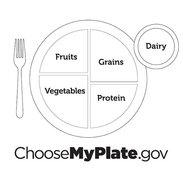 MyPlate Lesson Plan: Teaching about Healthy Food Choices