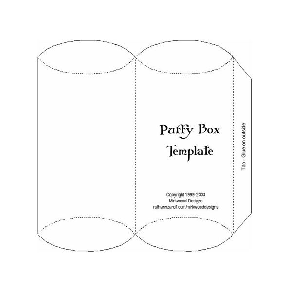Halloween Gift Box Templates: Where to Find Printable and