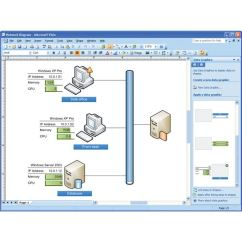 Visio Application Diagram Amp To Sub Wiring What Is Microsoft Network Diagrams Are Commonly Designed With For Use By It Departments And Organizations